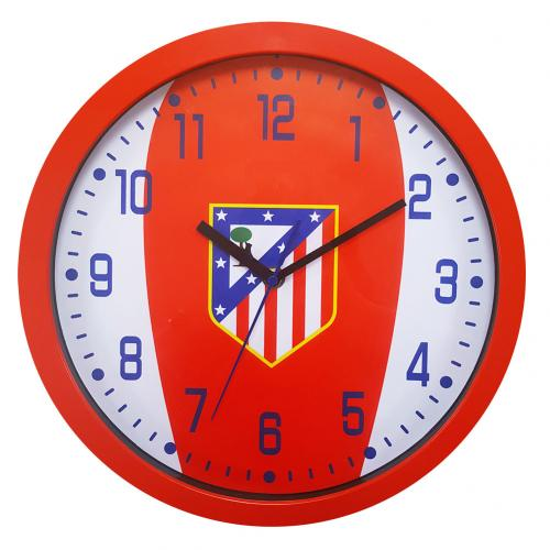 Atletico Madrid F.C. Wall Clock