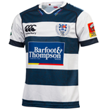 2015-2016 Auckland Home Rugby Jersey