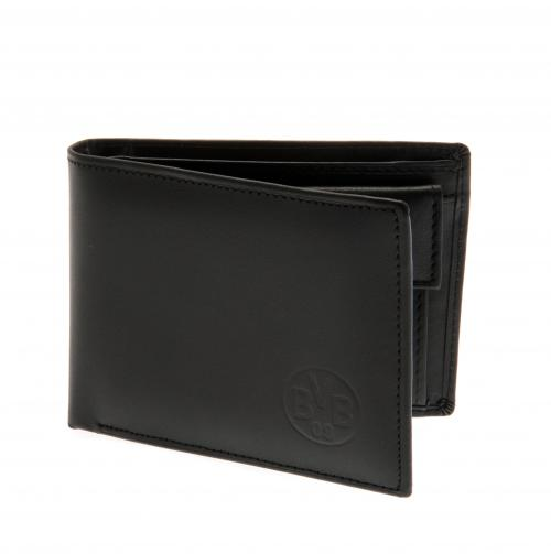 Borussia Dortmund Leather Wallet Panoramic 801