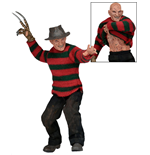 A Nightmare on Elm Street 3 Retro Action Figure Freddy Krueger 20 cm