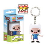Adventure Time Pocket POP! Vinyl Keychain Finn 4 cm