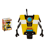 Borderlands POP! Games Vinyl Figure Claptrap 9 cm