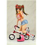 Daydream Collection Vol. 15 Statue 1/7 Tricycle Racer Candy Pink Ver. 17 cm