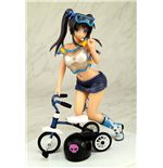 Daydream Collection Vol. 15 Statue 1/7 Tricycle Racer Candy Blue Ver. 17 cm