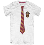 Harry Potter T-Shirt Tie & Crest