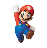Nintendo UDF Series 1 Mini Figure Mario (New Super Mario Bros. Wii) 6 cm