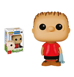Peanuts POP! Animation Vinyl Figure Linus 9 cm