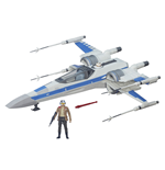 Star Wars Episode VII Vehicle with Figure 2015 Resistance X-Wing Exclusive