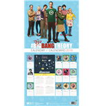 The Big Bang Theory Calendar 2016 *English & Spanish Version #1