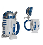 Star Wars Beer Glass R2-D2 25 cm