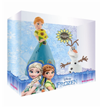 Frozen Fever Gift Box with 2 Figures Anna & Olaf