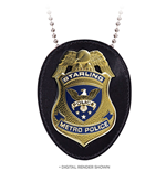 Arrow Replica 1/1 Starling City Police Badge 9 cm