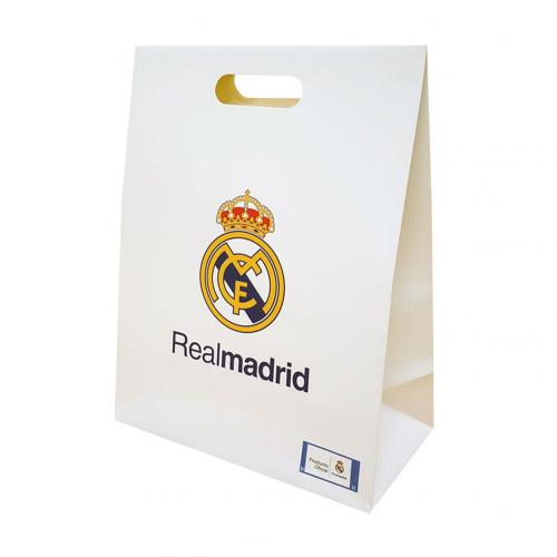 Real Madrid F.C. Gift Bag Medium WT
