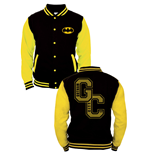 Batman Baseball Varsity Jacket Gotham City