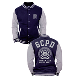 Batman Baseball Varsity Jacket GCPD
