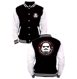 Star Wars Baseball Varsity Jacket Imperial Stormtrooper