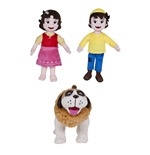 Heidi Plush Figures 22 cm Assortment (12)