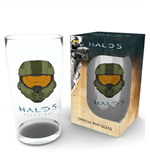 Halo 5 Pint Glass Mask