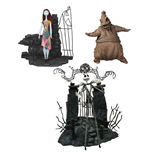 Nightmare before Christmas Select Action Figures 18 cm Series 1 Assortment (6)