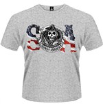 Sons of Anarchy T-shirt Flag