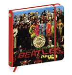 Beatles Scratch Pad - Sgt Pepper