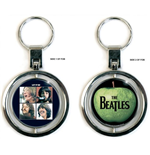 The Beatles Metal Keychain Let It Be
