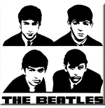 Beatles Magnet 184413