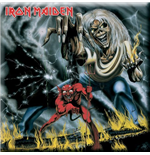 Iron Maiden Magnet 184755