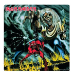 Iron Maiden Coaster - Number Of The Beast