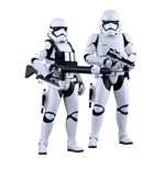 Star Wars Episode VII Movie Masterpiece Action Figure 2-Pack 1/6 First Order Stormtroopers