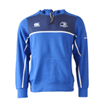 2015-2016 Leinster Rugby OTH Hooded Training Sweat (Blue)