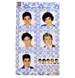 One Direction Magnets: Ex Tour