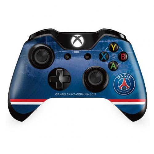 Paris Saint Germain F.C. Xbox One Controller Skin