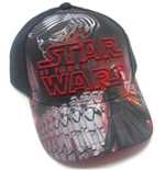 Star Wars The Force Awakens Hat Kylo Ren (KIDS)