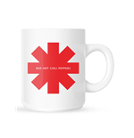 Red Hot Chili Peppers Mug 185612