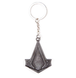 Assassin's Creed Syndicate - Metal Logo Keychain