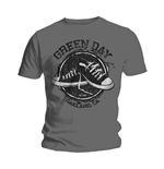 Green Day Men's Tee: Converse