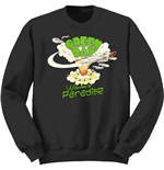 Green Day Youth's Sweatshirt: Welcome to Paradise