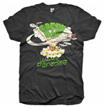 Green Day Youth's Tee: Welcome to Paradise