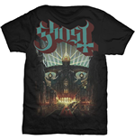 Ghost Men's Tee: Meliora (Large)