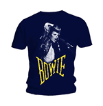 David Bowie Men's Tee: Scream