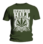 Cypress Hill Men's Tee: 420 2013