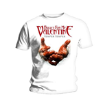 Bullet for my Valentine Men's Tee: Temper Temper Blood Hands