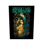 Bring Me The Horizon Back Patch: Forest Girl