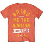 Bring me the Horizon Men's Tee: Big Text
