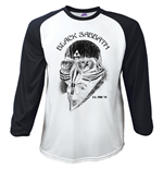 Black Sabbath Men's Raglan/Baseball Tee: US Tour 78'
