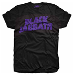 Black Sabbath Youth's Tee: Wavy Logo