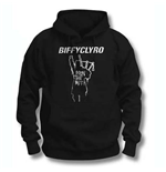 Biffy Clyro Men's Hooded Top: Mon The Biff