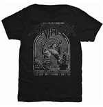 Anthrax Men's Tee: Spreading the disease