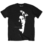 Amy Winehouse Men's Tee: Scarf Portrait
